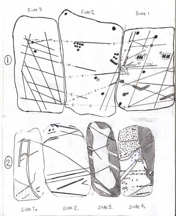 Ros Rock No. 2 Diagram 2