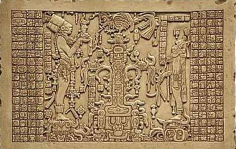 the rigid social structure based on religious beliefs in the ancient mayan civilization